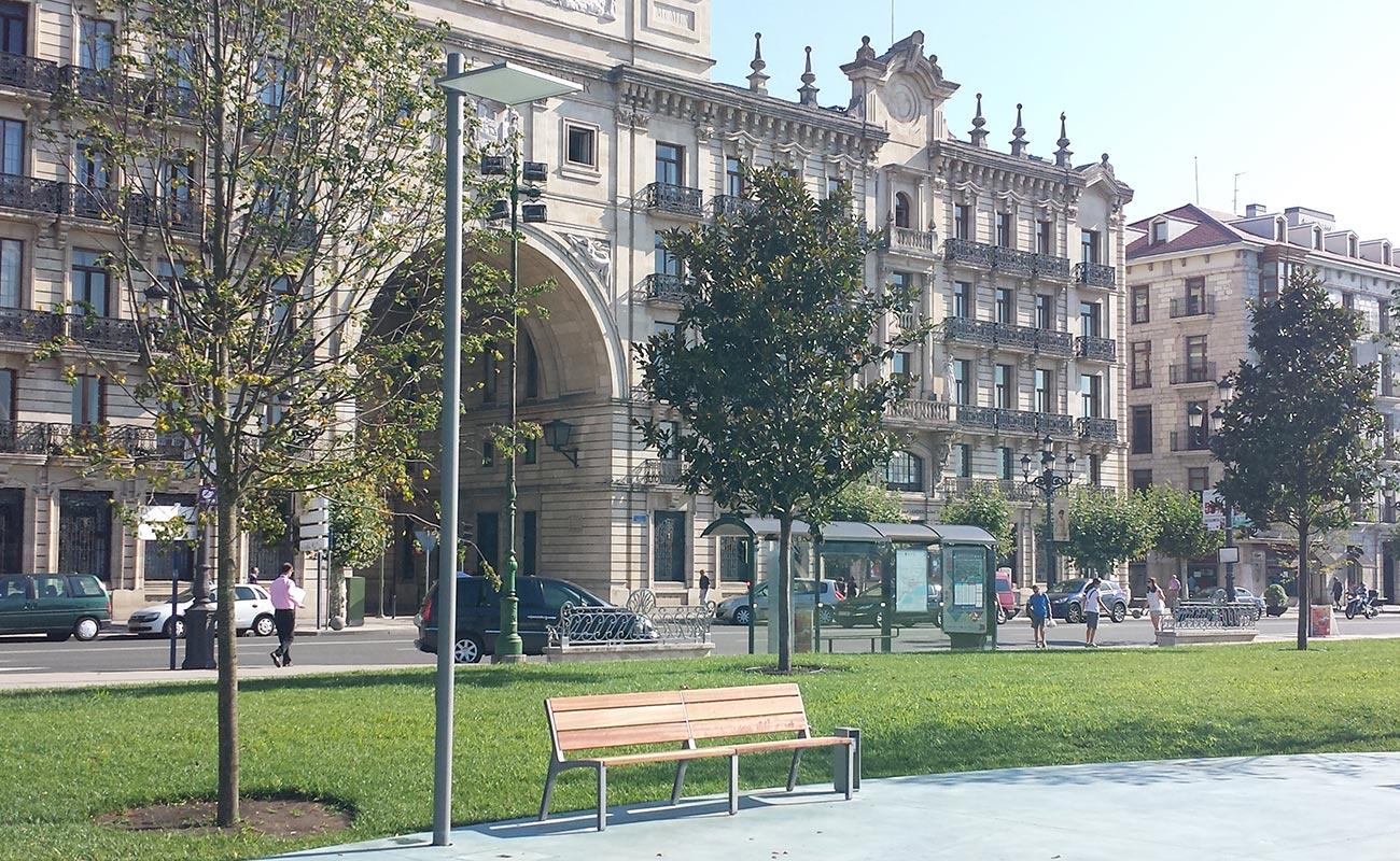 Urban Park - Santander - Spain